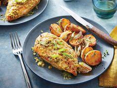 Seared Chicken Breasts with Green Piri Piri Sauce Recipe - Cooking Light
