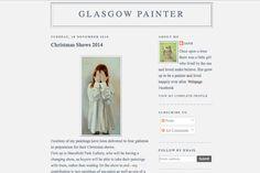 The artistic blog: Glasgow Painter