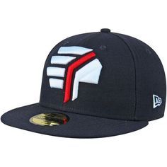 1c5f0e500a5 Syracuse Chiefs New Era Alternate 3 Authentic Collection 59FIFTY Fitted Hat  - Navy -  34.99 Snapback
