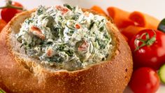 Cookies Kitchens: The BEST EVER Spinach Dip!