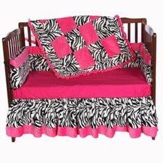 Minky Zebra Crib Bedding « zBabyBaby.com