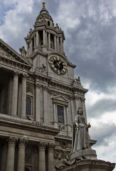 St Paul's Church London by JonathDer.deviantart.com on @deviantART