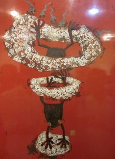 Nhandan Newspaper - Lacquer painting exhibition provides insight into Japanese culture