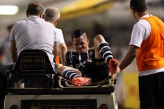 Exame confirma lesão, e Luciano fica fora do Corinthians de 6 a 8 meses #globoesporte