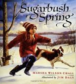 Sugarbush Spring by Marsha Wilson Chall Teachable moments: metaphor, simile. Go along activity for liquid measurement: compare pint, quart, gallon jars with water.) Note author/illustrator home. Tapping Maple Trees, Reading Corner Kids, Sugar Bush, Spring Books, Sugaring, Children's Picture Books, Nature Center, Nature Tree, Used Books