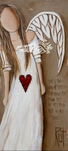 Angels from above Art Journal Inspiration, Painting Inspiration, Diy Angel Wings, Son Birthday Quotes, Easy Canvas Painting, Christian Love, Angel Art, Rock Art, Arts And Crafts