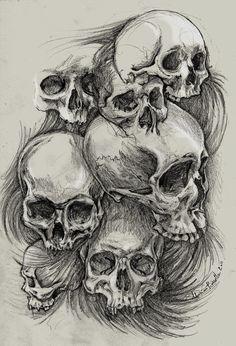 Flower Tattoos Cover Up Tattoo Designs Hand Evil Skull Tattoo, Skeleton Tattoos, Skeleton Art, Skull Tattoo Design, Skull Tattoos, Body Art Tattoos, Tribal Tattoos, Tattoo Designs, Skeleton Bones