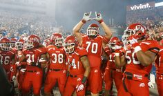 Utah prepares to take on BYU. (Trent Nelson     The Salt Lake Tribune)