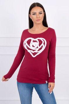 DivaShop.ro - Magazin online haine femei • rochii • pantofi • genti dama Graphic Sweatshirt, Sweatshirts, Sweaters, Fashion, Moda, Fashion Styles, Trainers, Sweater, Sweatshirt