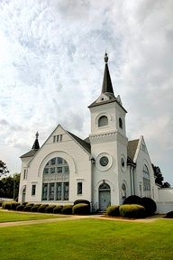 Blakely Ga. Methodist Church, 1901