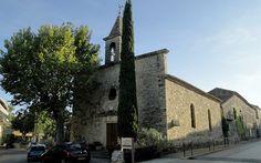 église d'arpaillargues gard provence