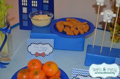 Doctor Who Party by Hearts&Craftsy facebook.com/heartsandcraftsy