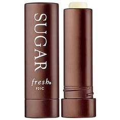 Sugar Lip Treatment, SPF 15 - Fresh Untinted | Sephora. For extremely dry Vegas summer, I definitely need this one.