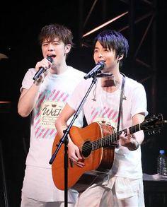 ウエンツ&徹平、涙…WaT、10周年ライブで電撃解散(4)
