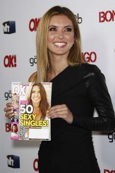 Audrina Patridge: OK magazine cover girl