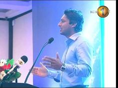 Cricket Legend Kumar Sangakkara's speech at the Annual ACCA Students Conference Kumar Sangakkara, Video News, Cricket, Conference, Students