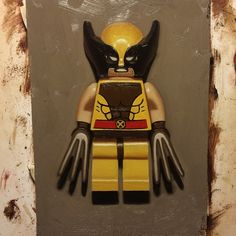 Mathew Hurtado #artist #art #lego #wolverine
