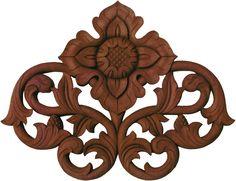 Wood Carving wood design