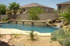 Phoenix Az Pool Builders Swimming Pool Swimming Pool Pinterest Pool Builders
