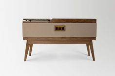 mob and Margules partnered to create a high-end sound system that both audio and design enthusiasts would love.
