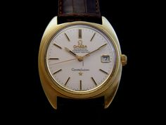 Omega Vintage Constellation Chronometer Men's