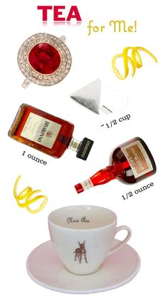 Monday: Bourbon Hot Toddy | Recipe | Hot Toddy, Seven Days and Bourbon