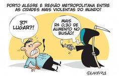 A Violência em Porto Alegre