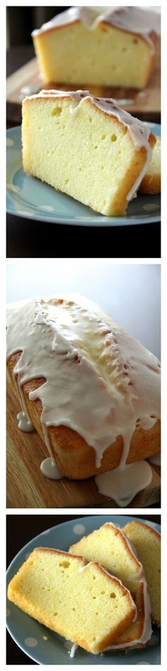 Meyer Lemon Pound Cake Recipe. Citrusy, rich, buttery pound cake glazed with lemony sugar! Sweetness OVERLOAD and the BEST | rasamalaysia.com