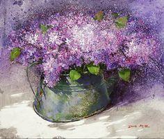 Yi Seong-Bu - Korean Painter