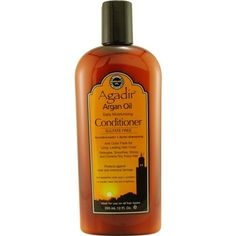 29% Off was $21.00, now is $14.99! Agadir  Argan Oil Daily Moisturizing Conditioner, 12-Ounce + Free Shipping