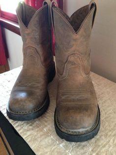Ariat - Fatbaby Boots | Closet | Pinterest | Boots