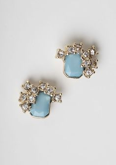 Beaumanor Earrings In Blue