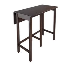 Winsome Lynnwood Drop Leaf Counter Height Pub Table This Is Great For Rooms With Small E Issues High Dining Or Stands Inches