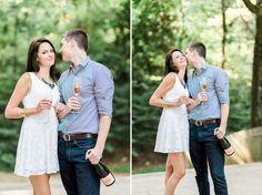 Roosevelt Island, Washington, DC Engagement with Veuve! Pop the bubbly! msp_LaurenKen_Engagement17