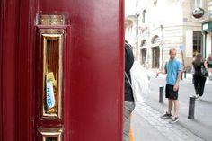 Boîte 87 - Julie Jacquot #photo #BoîteAuxLettres #villes #mailbox