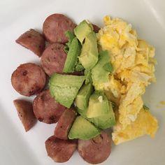 10 point breakfast #determined #weightwatchers