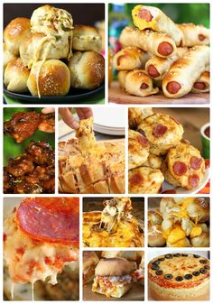 Top 10 All Time Game Day Appetizers #recipes #gameday #appetizers
