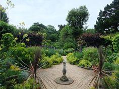 Hidcote Mrs. Winthrop's Garden