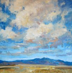 Bright Day on the Plain — Sam Woolcott