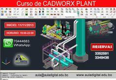 AULA DIGITAL - Curso Cadworx Plant