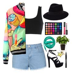 """Untitled"" by lover-of-pie ❤ liked on Polyvore featuring Maison Michel, adidas Originals, Ally Fashion, GUESS, Moschino, MAKE UP FOR EVER, Boskke, Urbanears, Trish McEvoy and women's clothing"