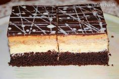 Czech Recipes, Ethnic Recipes, Tiramisu, Cake Decorating, Food, Hampers, Essen, Meals, Tiramisu Cake