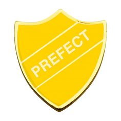 Prefect, Badges Shield | ML Badge Shop ($1.08) ❤ liked on Polyvore featuring harry potter, hogwarts, hufflepuff, accessories and hp