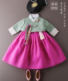 온리 올리브 South Korea Travel, Korean Dress, Muslim, Party Dress, Costumes, Children, Womens Fashion, Skirts, Outfits