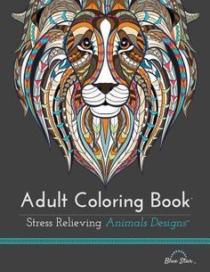 Overview From jungle cats to birds of paradise to creatures of the sea, this Coloring Book for Adults features over 50 detailed animal designs. Coloring is a fu