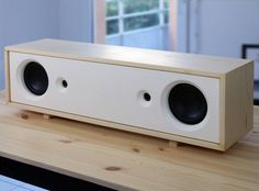 "17 Likes, 3 Comments - Romain Durocher (@durocher.romain) on Instagram: ""Enceinte bluetooth Video & free plan soon ! #diy #woodworking #wood #speaker #bluetooth #pinewood…"""