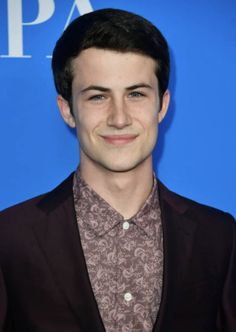 Dylan Minnette - Hollywood Foreign Press Association Grants banquet (2-8-17)