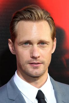 Alexander Skarsgård.  The best looking vampire ever.  Makes me feel good about being part Swedish.  I love Swedish meatballs. Yum Yum.
