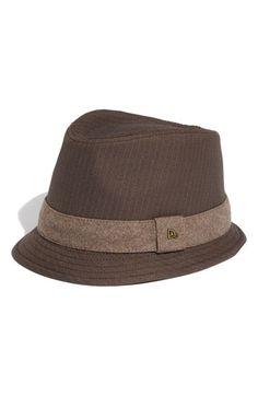 fedora hat by new era