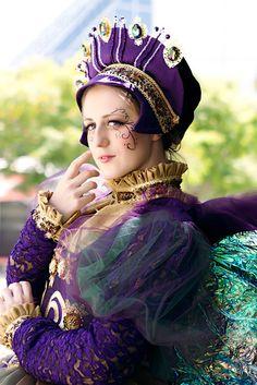Elizabethan Faerie Queen from Original: Fantasy by Annwyn Daisy Viktoria | ACParadise.com
